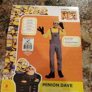 Kids Halloween costume. Minion size 8-10.